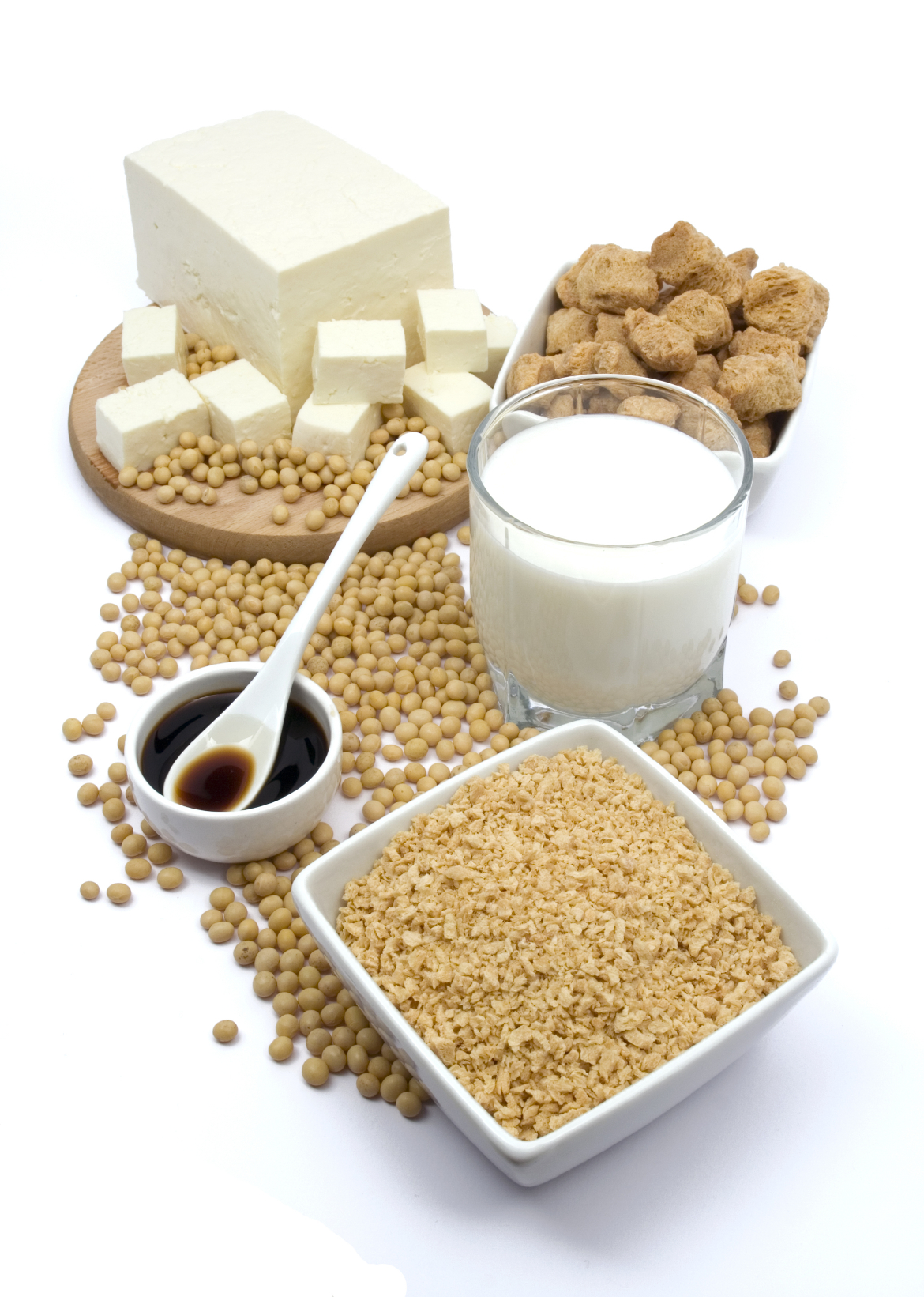 Soy is a hidden ingredient is a lot of processed foods, making it a difficult allergy to manage.