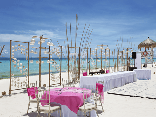 Philippines Beach Incentive Event