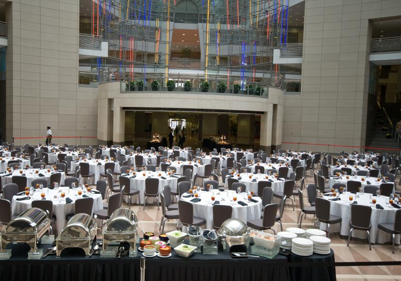 Convention Center Banquet
