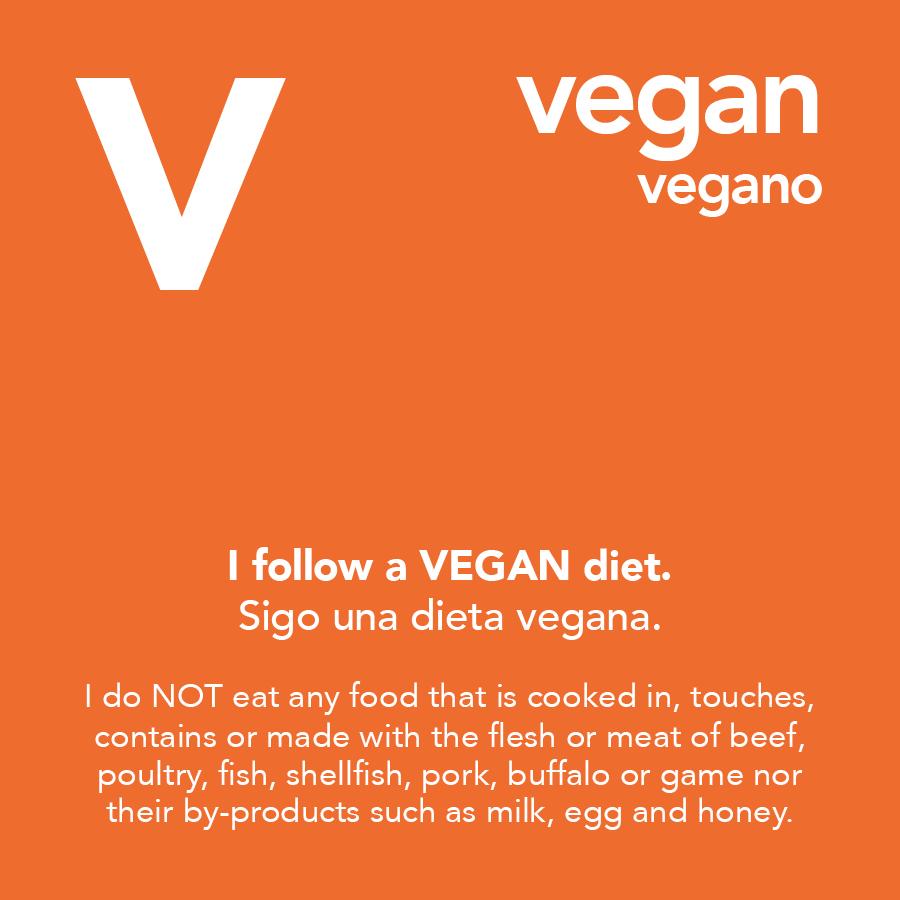 (V) Vegan