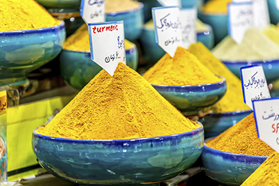 Asian Spices are on of the top food and beverage trends