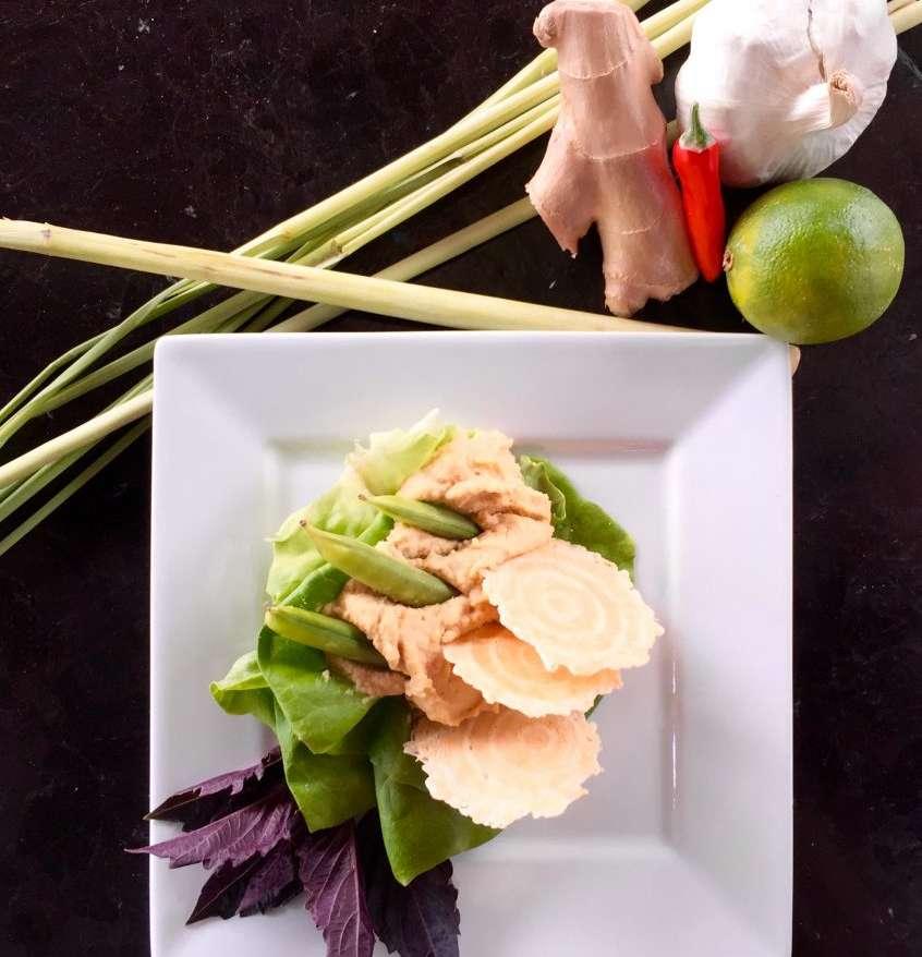 Lemongrass Hummus