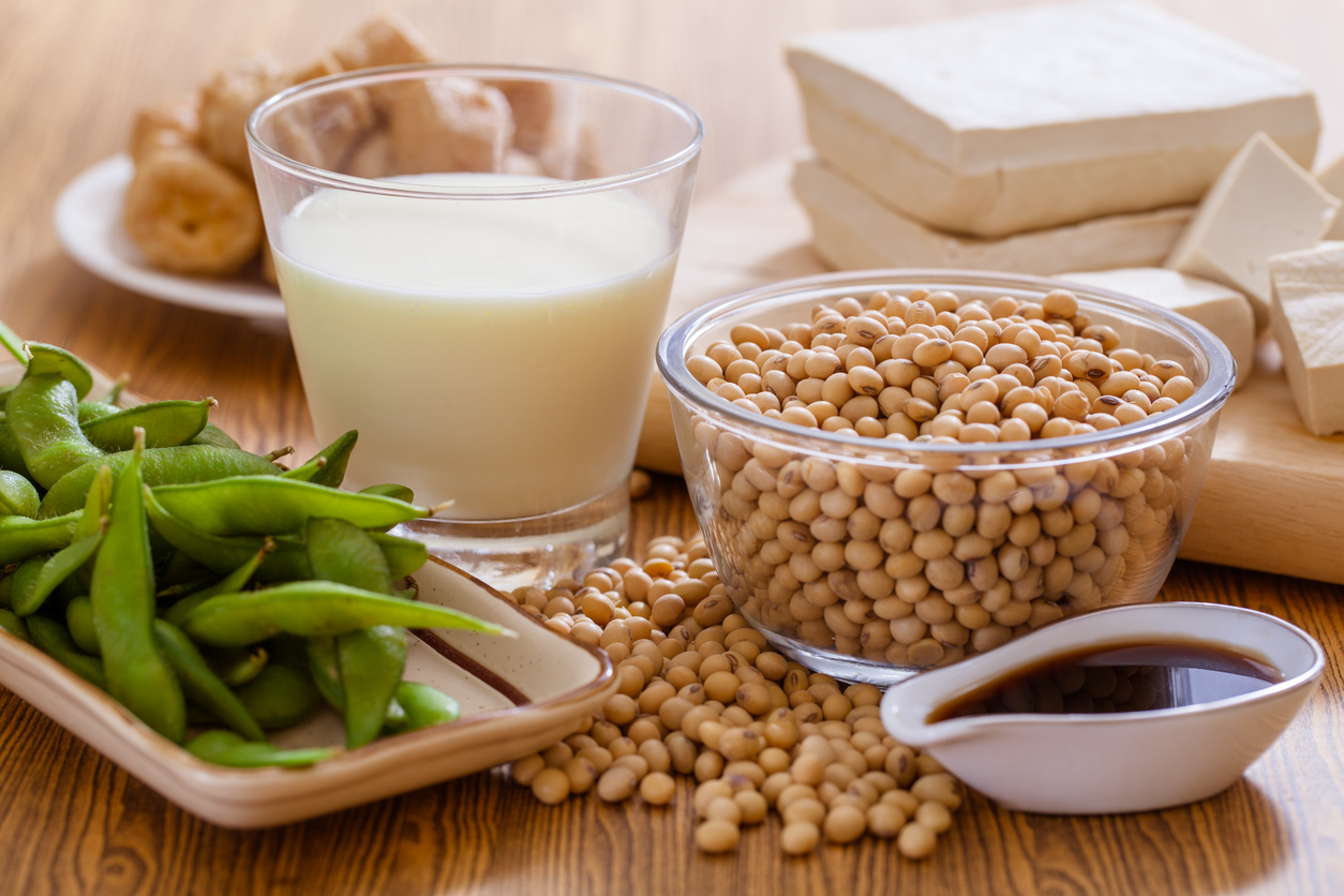 National Soy Foods Month