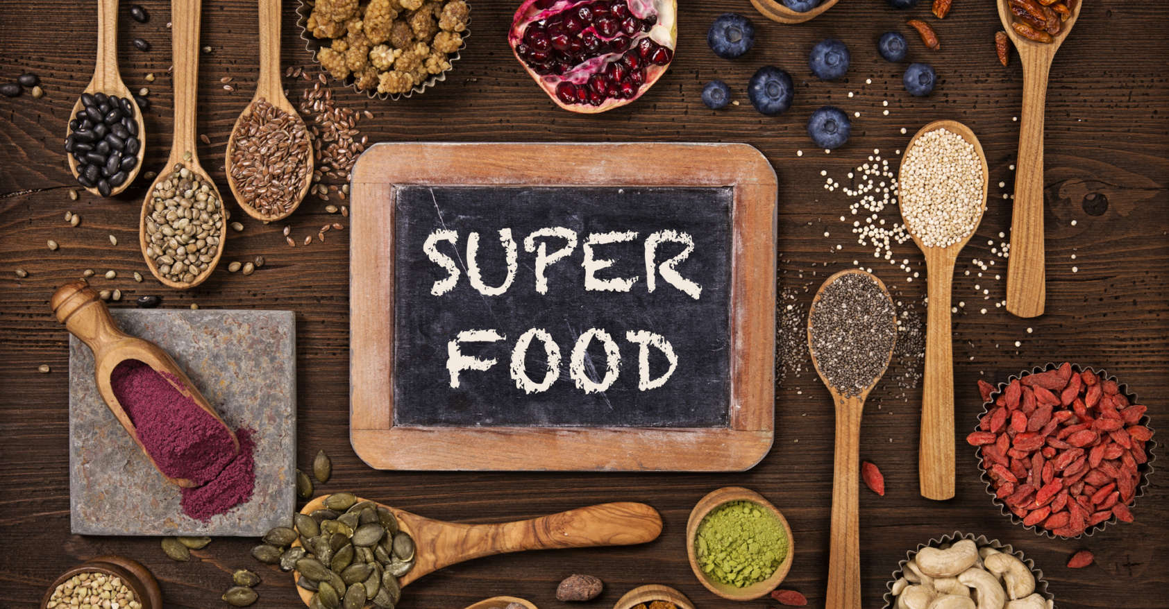 superfoods food trends 2018