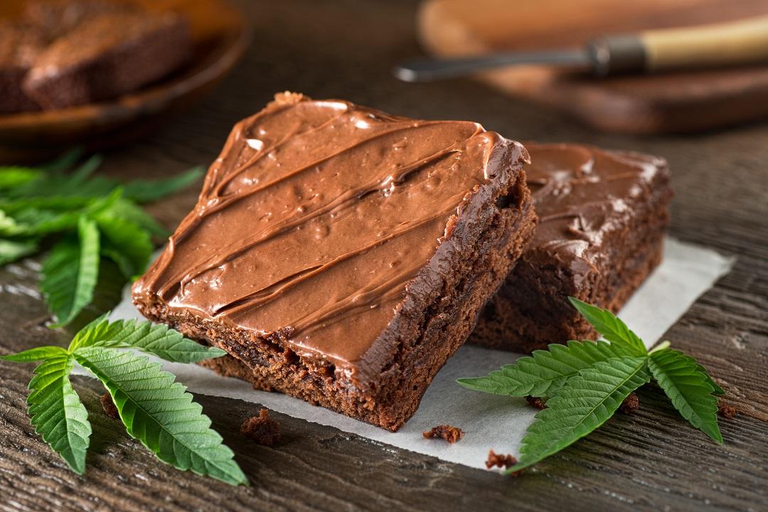 marijuana brownies
