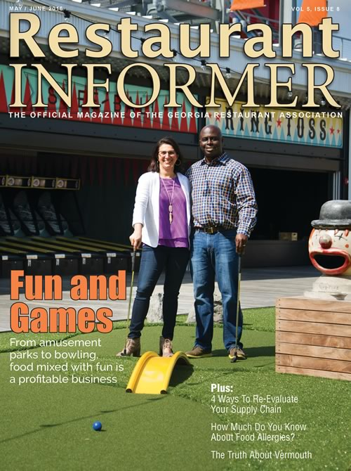 Restaurant Informer - thrive! mettings