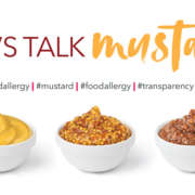 Thrive! in August: All About Mustard