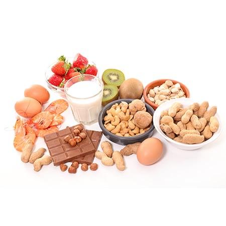 Meal Cards - Food Allergens