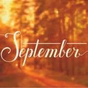 September 2019 Religious Calendar