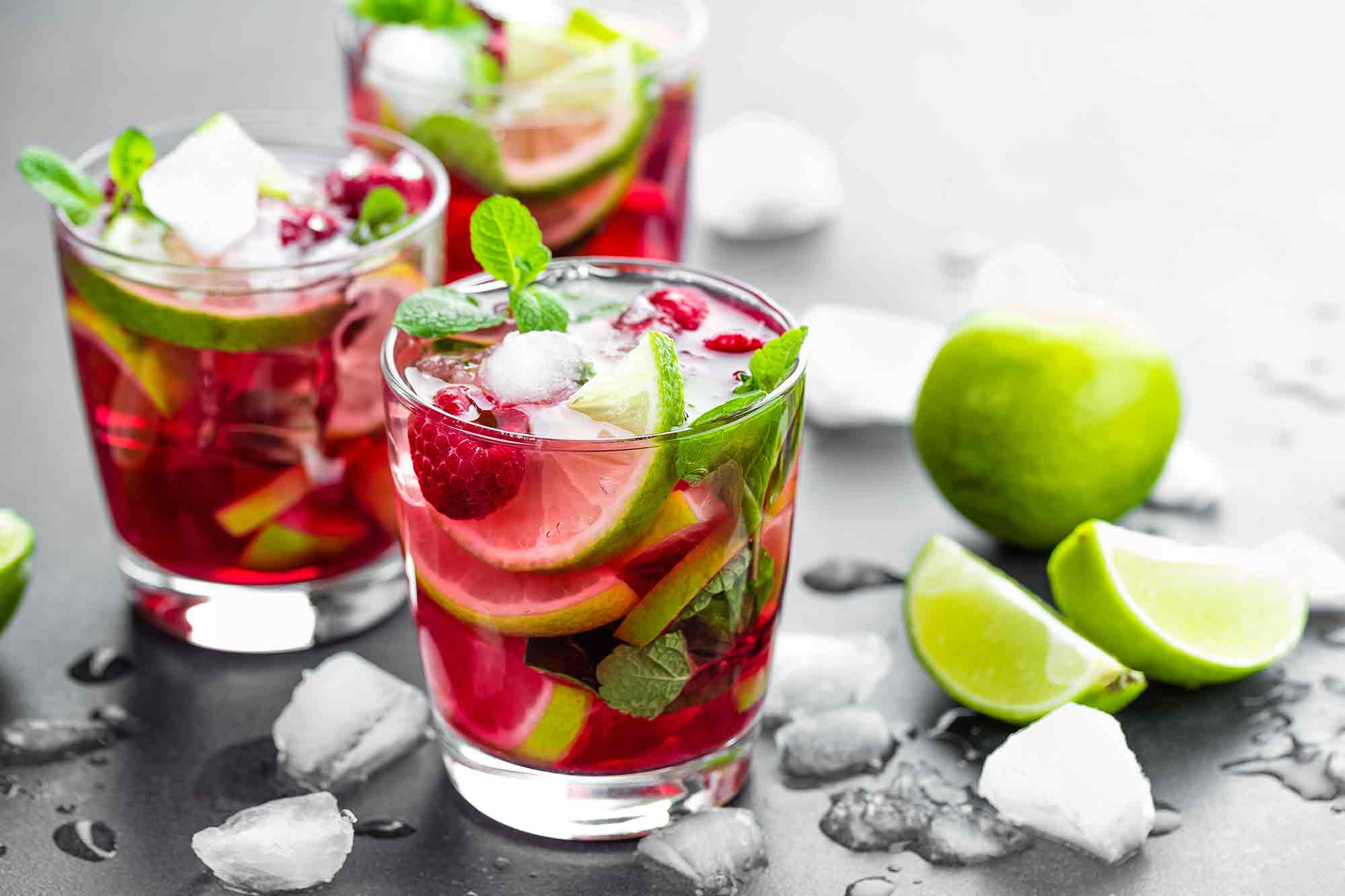 Raspberry-mojito-mocktail-with-lime-mint-and-ice-cold-iced-refreshing-drink-or-beverage Make Mine a Mocktail