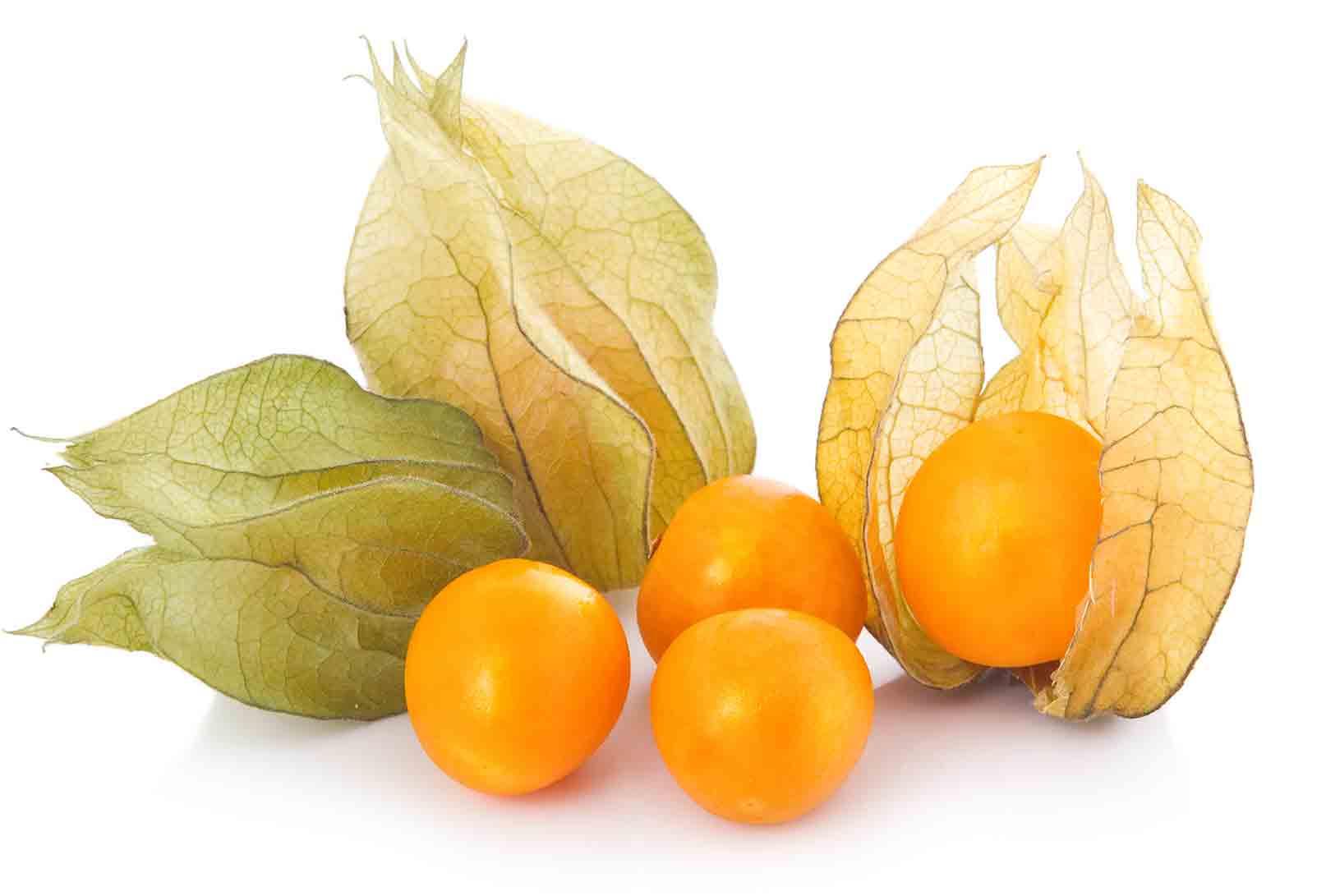Ground cherries - Aimee Francaes favorite food