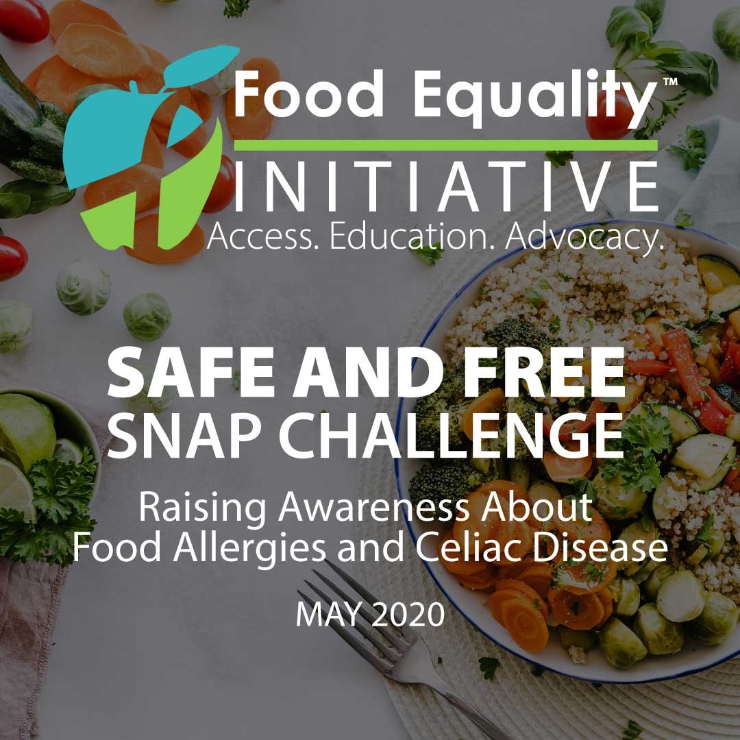 Food Equality Initiative Food policy SNAP Challenge