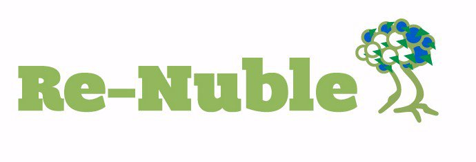 Re-Nuble logo food waste