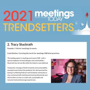 2021 Meetings Today Trendsetters